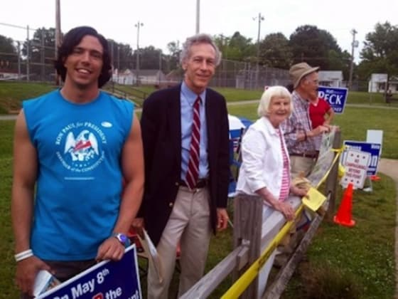 Profile: Virgil Goode,<br /> Candidate for the Constitution Party