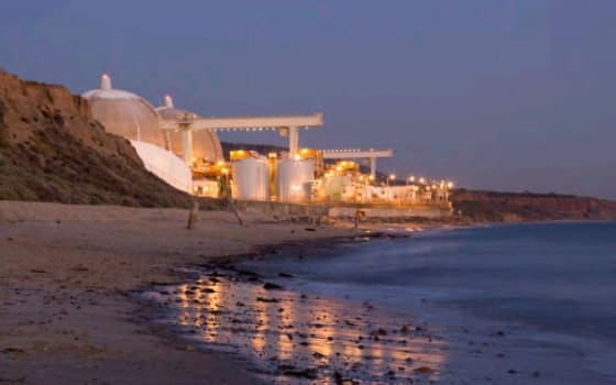 California Energy Production San Onofre