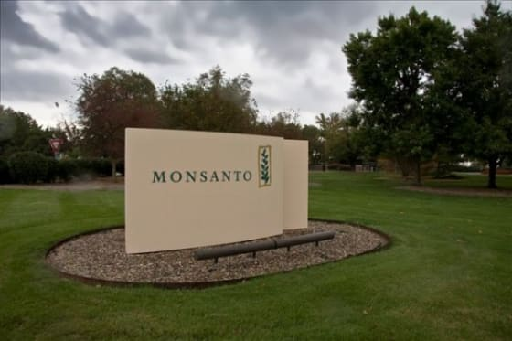 Monsanto agricultural appropriations bill