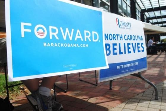 North Carolina Early Voting