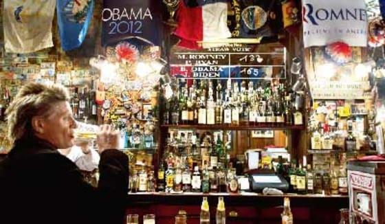 Obama is winning in Paris