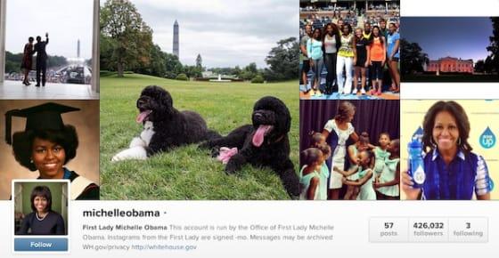 politicians on instagram