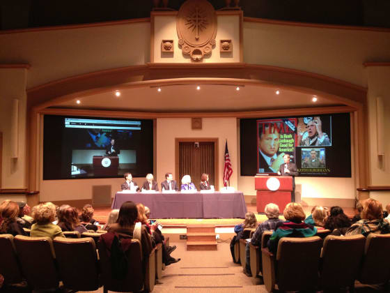 Restoring Respect Conference: Steps Towards Civility in Politics