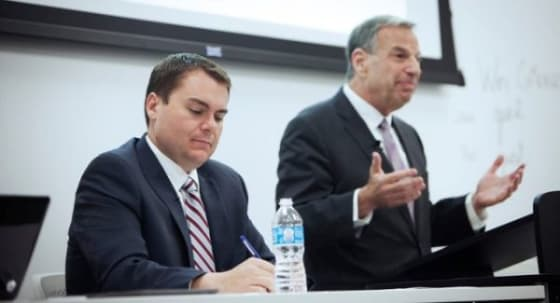 Bob Filner and Carl DeMaio Debate