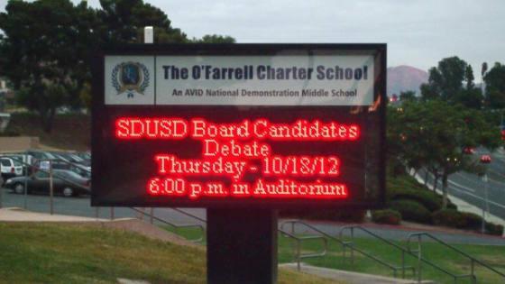 O'Farrell debate