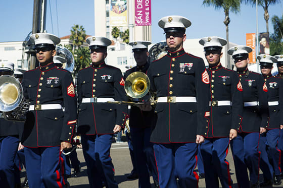 SD Marines