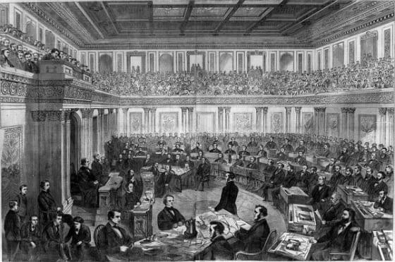 US Senate Structure