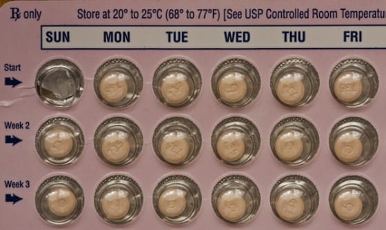 OTC emergency contraception