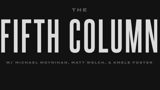 Image result for the fifth column podcast