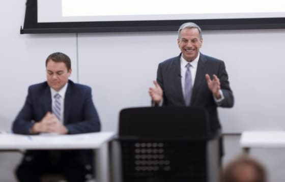 DeMaio and Filner mayoral forum