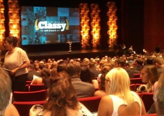 The 2012 Classy Awards