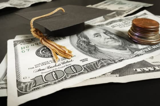 Students Pay Larger Proportion of Higher Education Costs