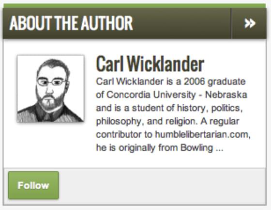Carl Wicklander Profile