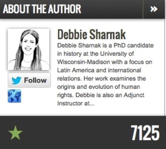 Debbie Sharnak