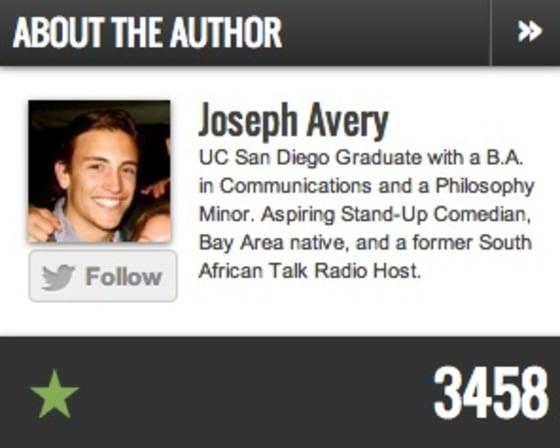 Joey Avery
