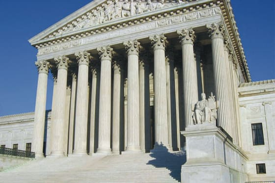 Supreme Court Building, Washington D.C. // credit: Duncan Lock