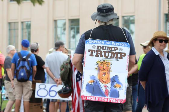 Impeach Trump March