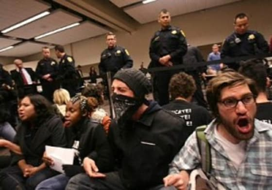 UC-Riverside latest site of pepper-based attack on protesting students