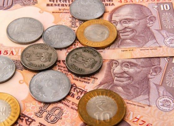 weakening indian rupee