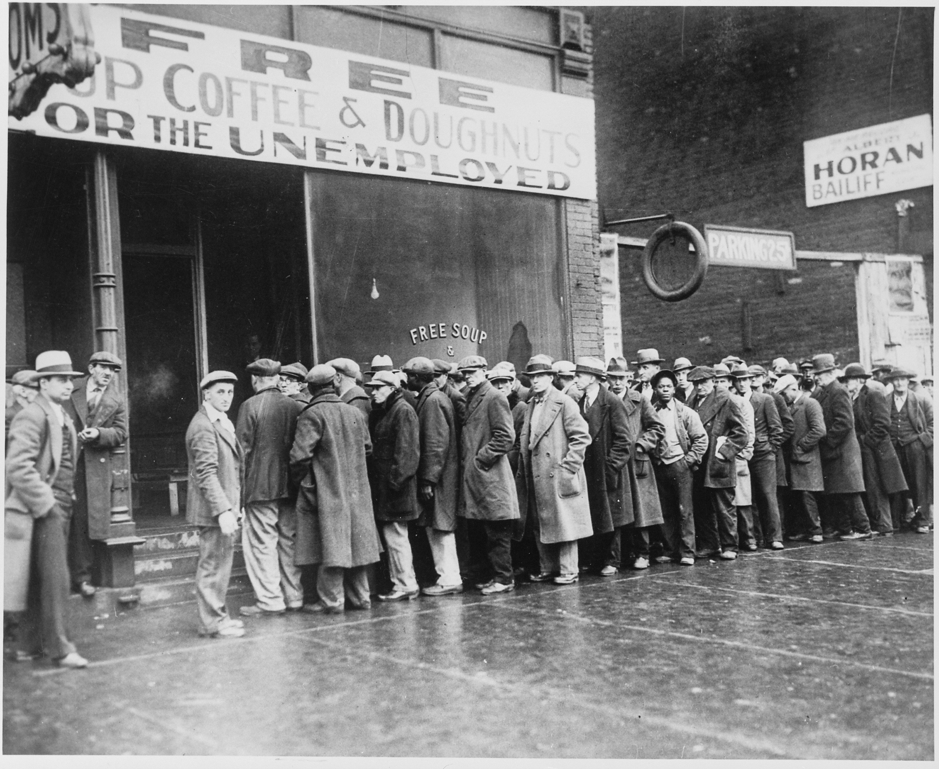 A Brief History of Unemployment Insurance