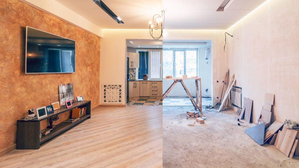 5 dicas para reformar sua casa sem gastar muito