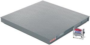 Ohaus VX32XW5000L - VX Floor Scale, 5,000lb Capacity / 1lb Readability