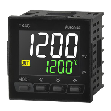 400 F 100-240 VAC Analog RTD Input 1//16 DIN Temp Control Relay Output AUTONICS TOS-B4RP4F ON//Off-Proportional