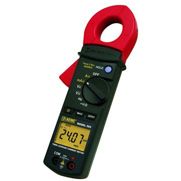General Tools GF1302 3-Wire Circuit Analyzer with GFCI