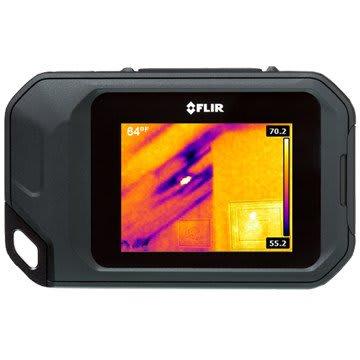 ca2b15ab03 FLIR C2 vs FLIR TG165 Thermal Imaging Cameras