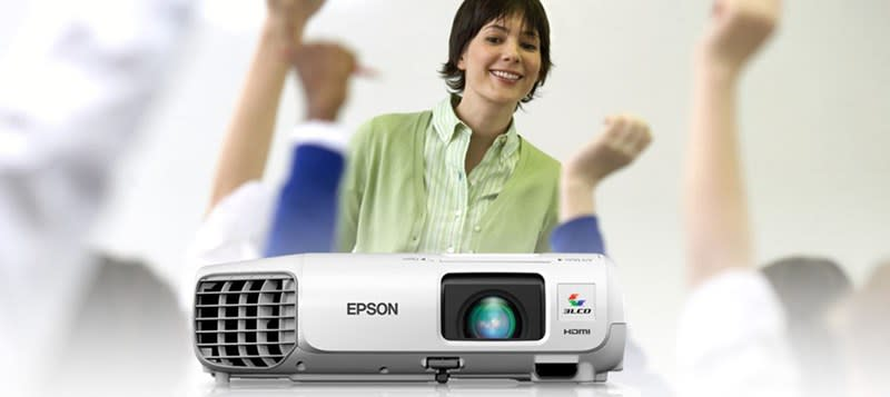 Epson Multimedia Products | Touchboards