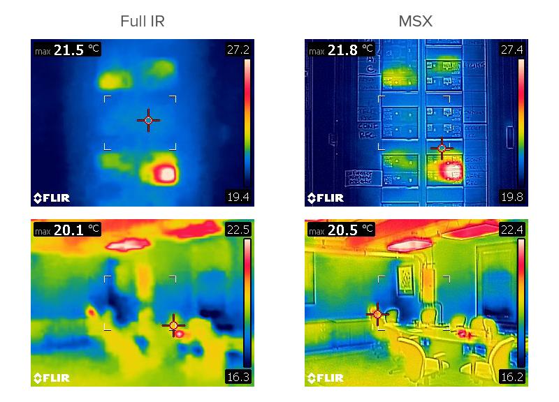 FLIR C3 vs Seek ShotPRO Compact Thermal Camera Comparison
