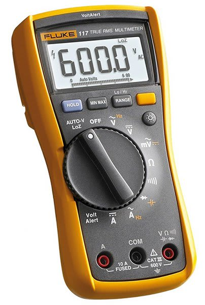 fluke 115 rms digital multimeter