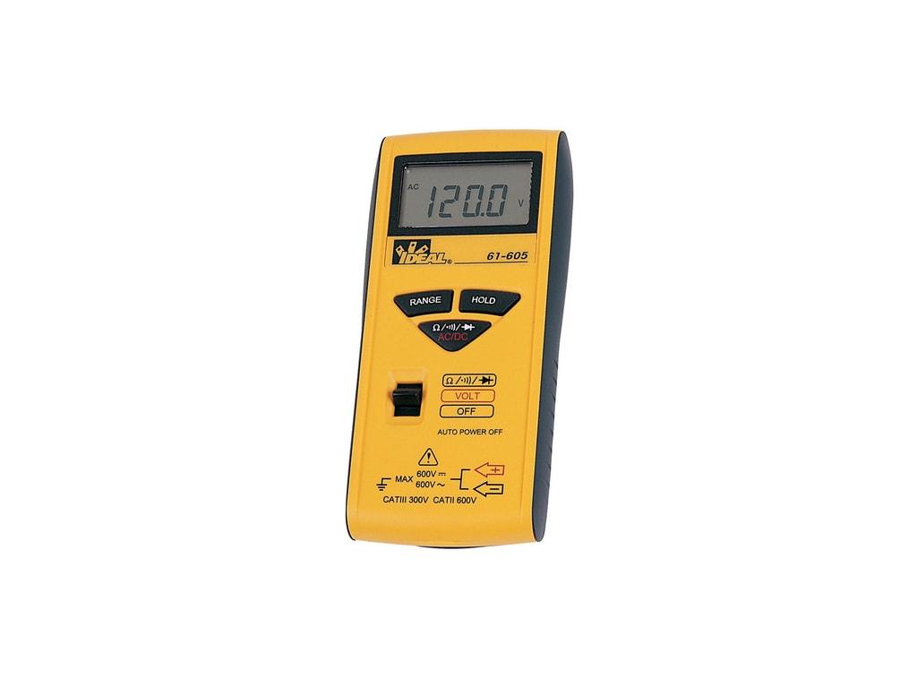 Ideal 61-605 PocketPro Digital Multimeter