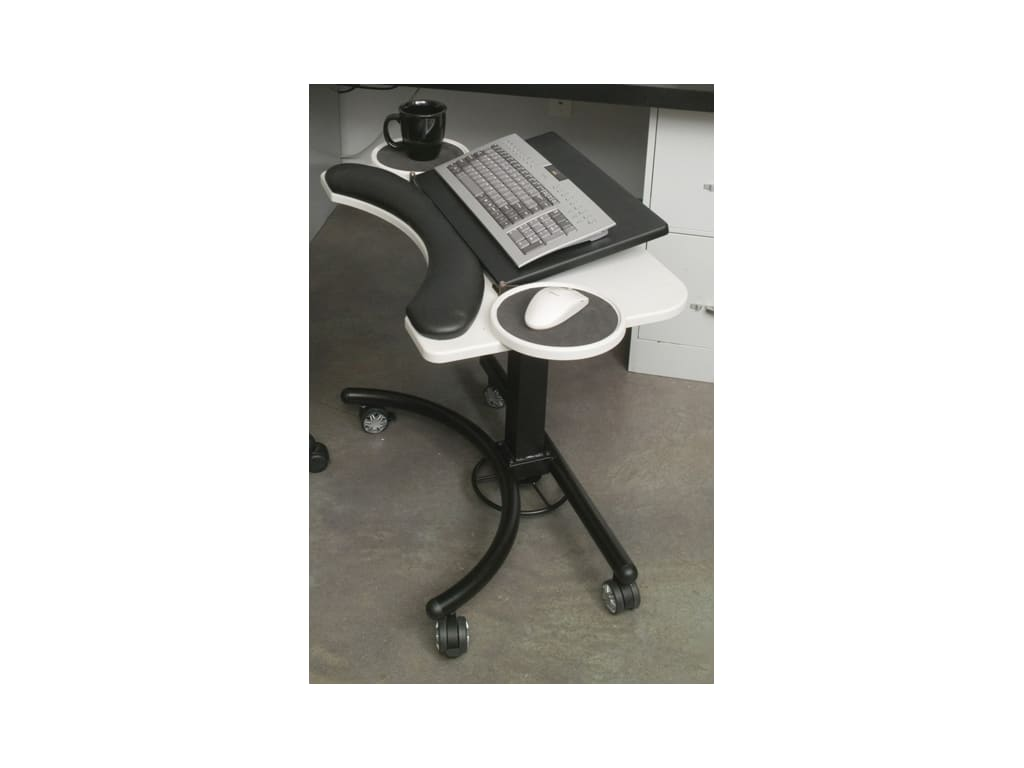 Balt 89829 Lapmatic Laptop And Keyboard Stand Touchboards