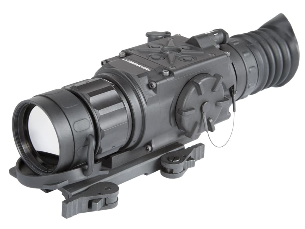 Armasight Zeus Pro 336 4-16x50mm (60 Hz) Thermal Imaging