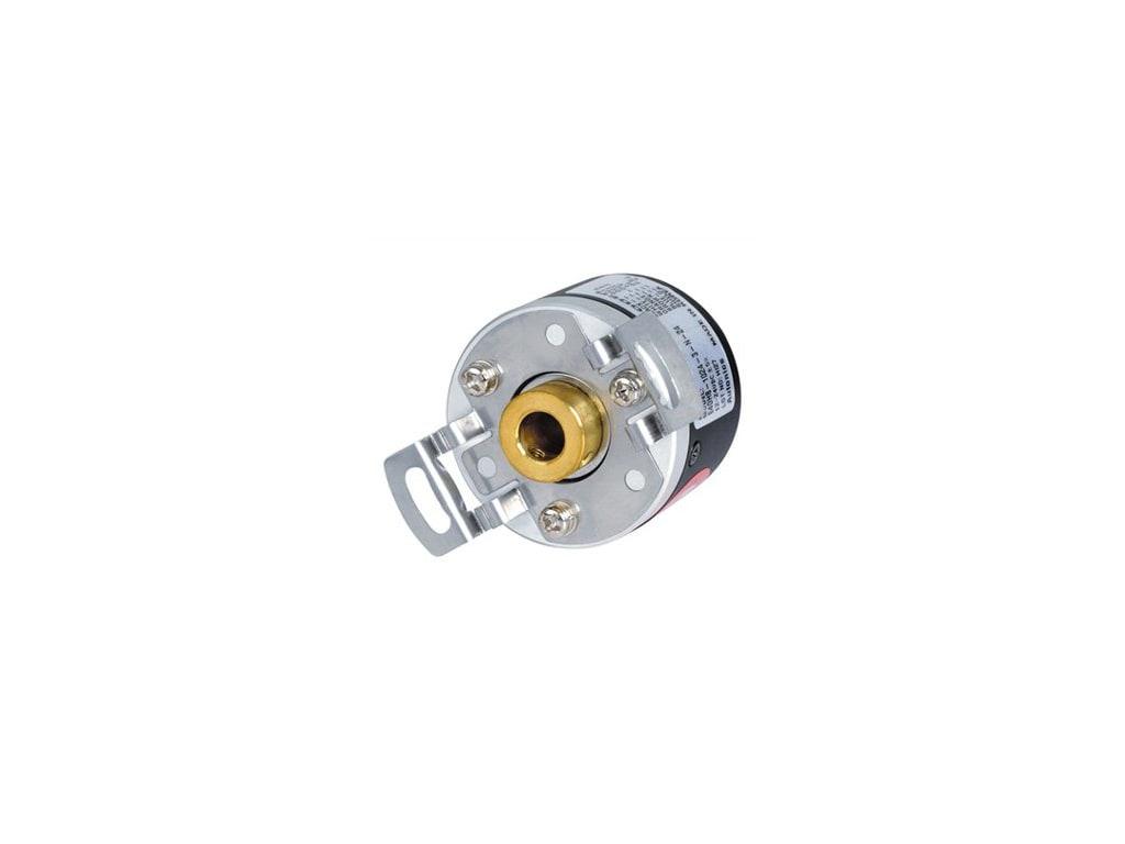 Voltage output A,B,Z 6mm Shaft Connector type 200 PPR AUTONICS E40S6-200-3-V-24-C Encoder 12-24VDC.. /Ø40mm Incremental