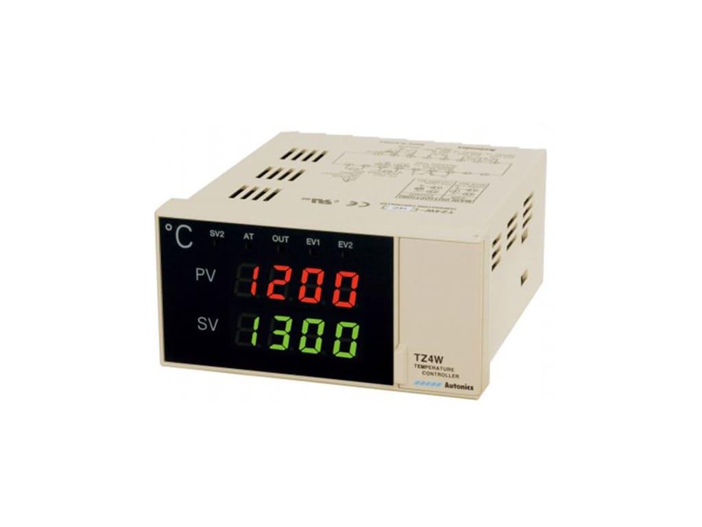Digital Relay Output New Autonics TZ4ST-24R Temperature Controller 1//16 DIN