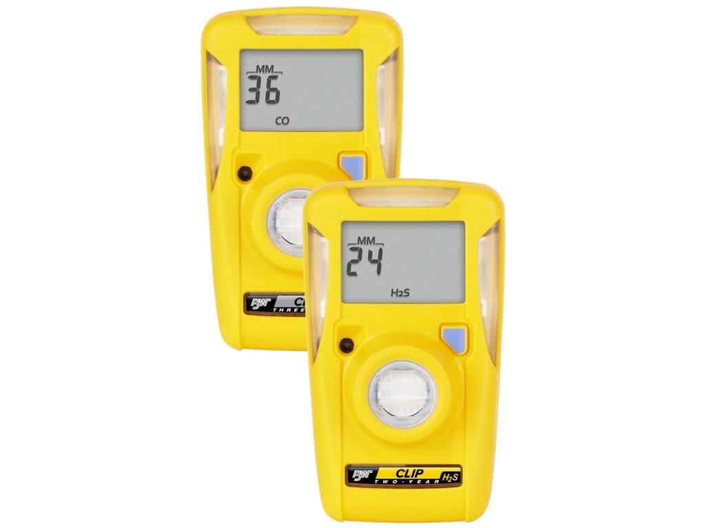BW Technologies BWC2-S24 BW Clip Single Gas SO2 Monitor 2//4