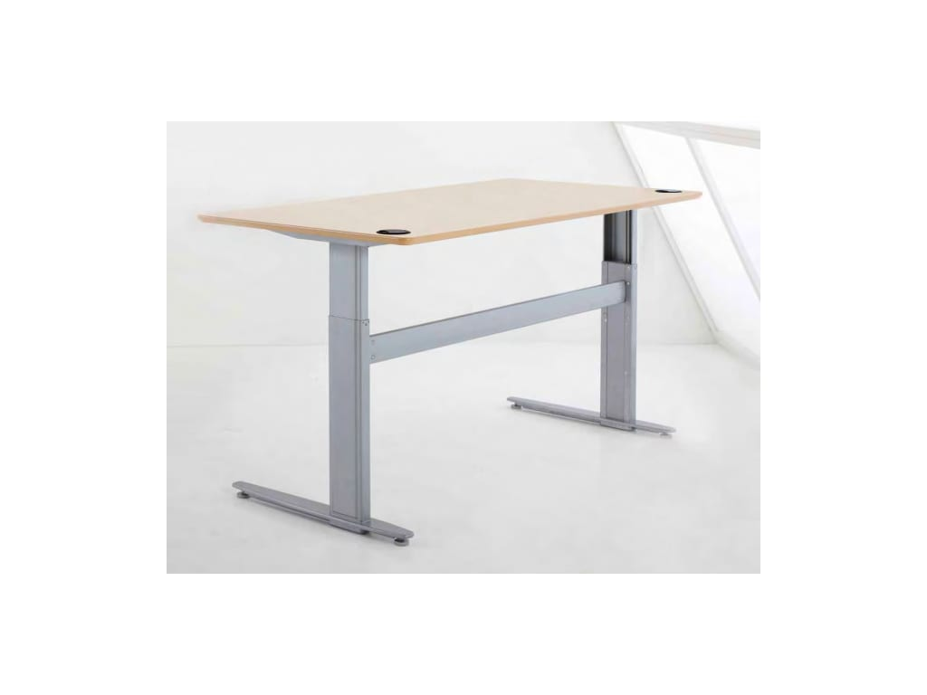 Picture of: Conset 501 25 Electric Height Adjustable Desks Touchboards