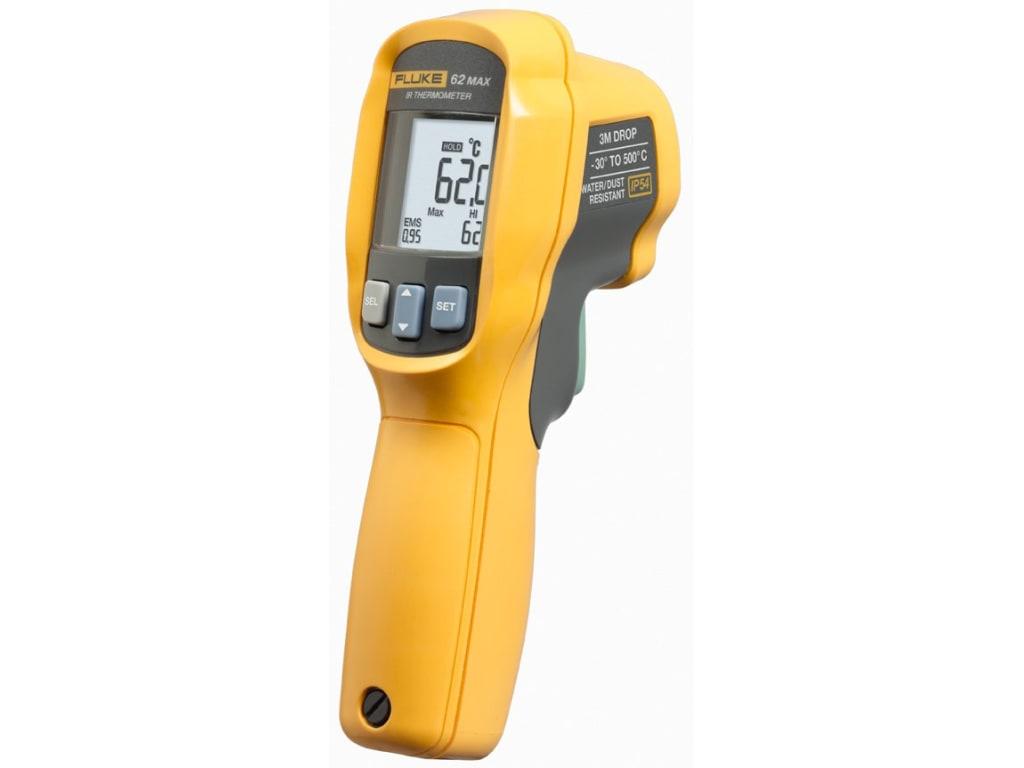 58-932 Degree F Range Craftsman Dual Laser Mini Infrared Thermometer