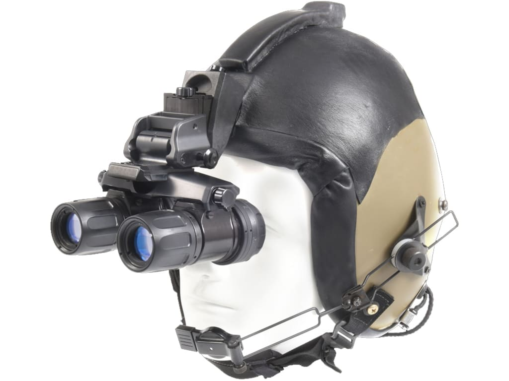 AGM Global Vision FoxBat-LE6 3NL2 Night Vision Bi-Ocular 5