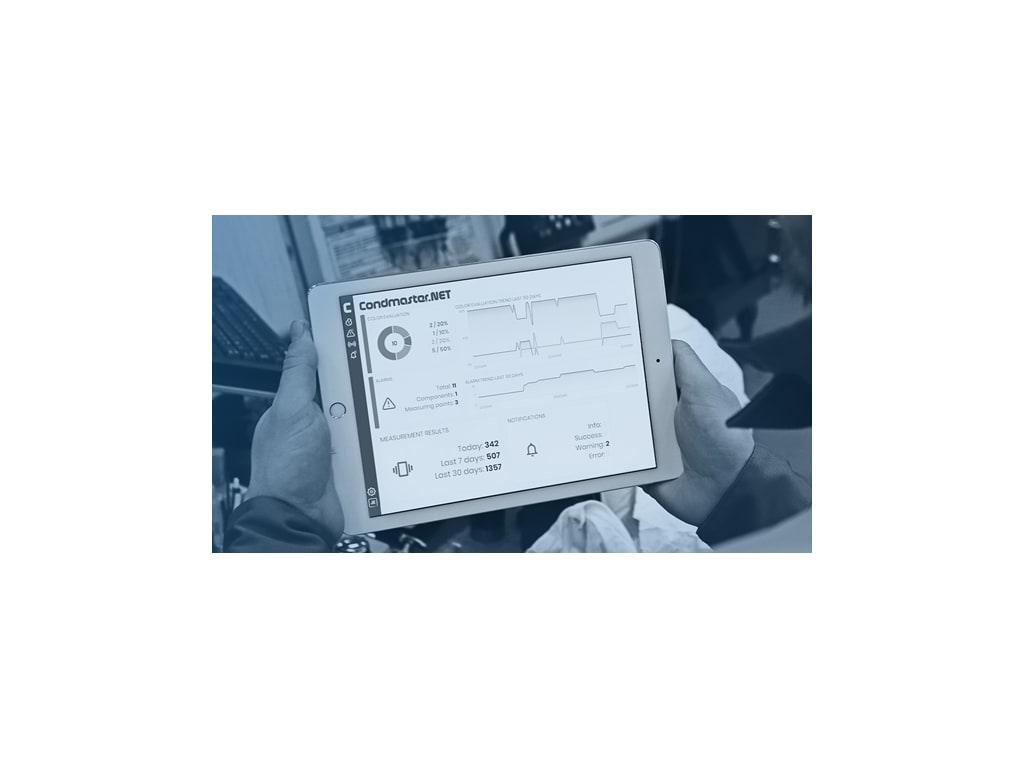 SPM Vibration MOD20   Condmaster.NET 20GB Storage, 20 20 Airius ...