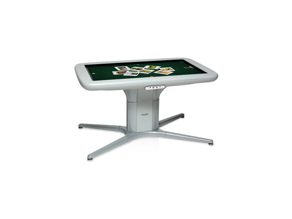 Smart 442i Collaborative Table Learning Center Touchboards