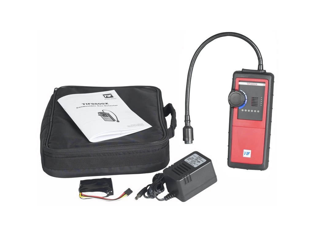 TIF Instruments 8900 Combustible Gas Detector