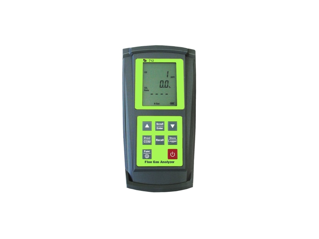 TPI 708A740 Combustion Analyzer Kit with Printer