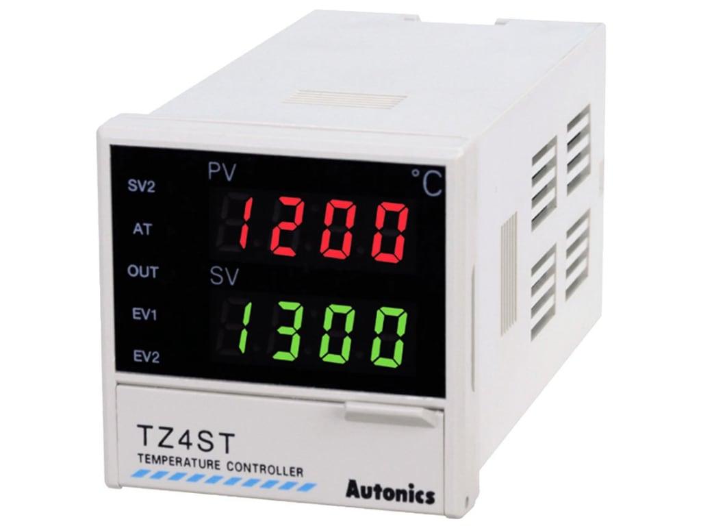/<   O TZ4ST-14S Temperature Controller Autonics Model