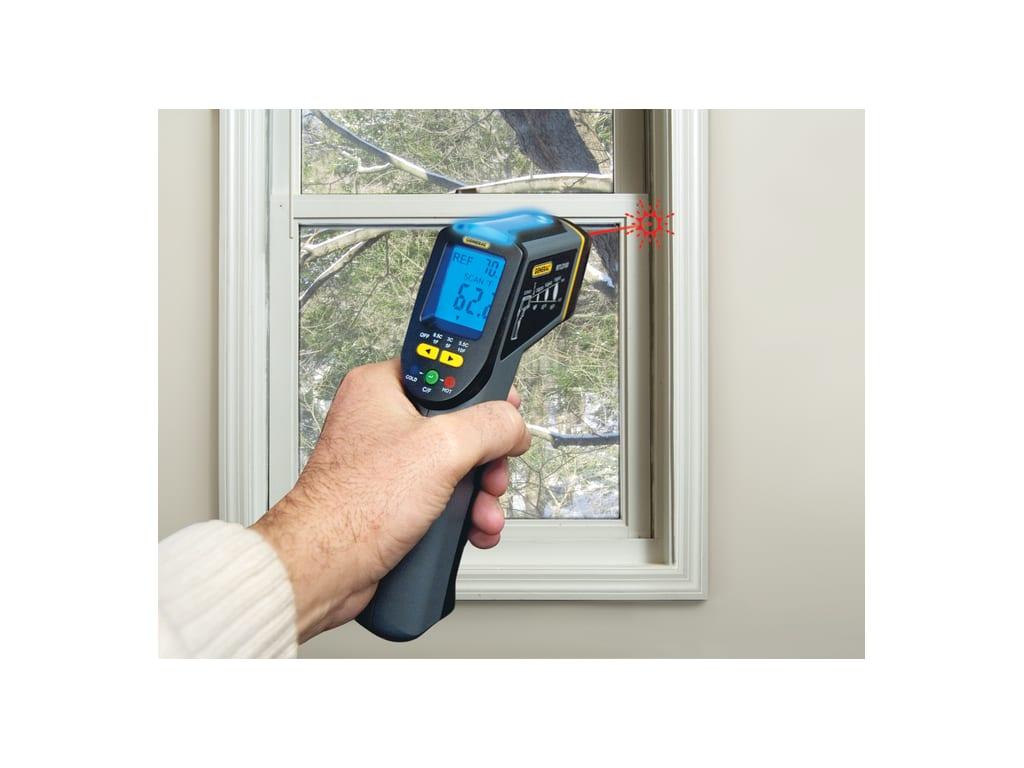 General Irtc50 8:1 Energy Audit Ir Thermometer Scanner
