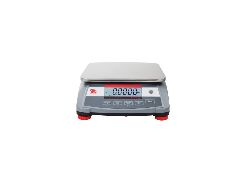 Ohaus R31P3 Ranger 3000 Compact Bench Scale 3 kg