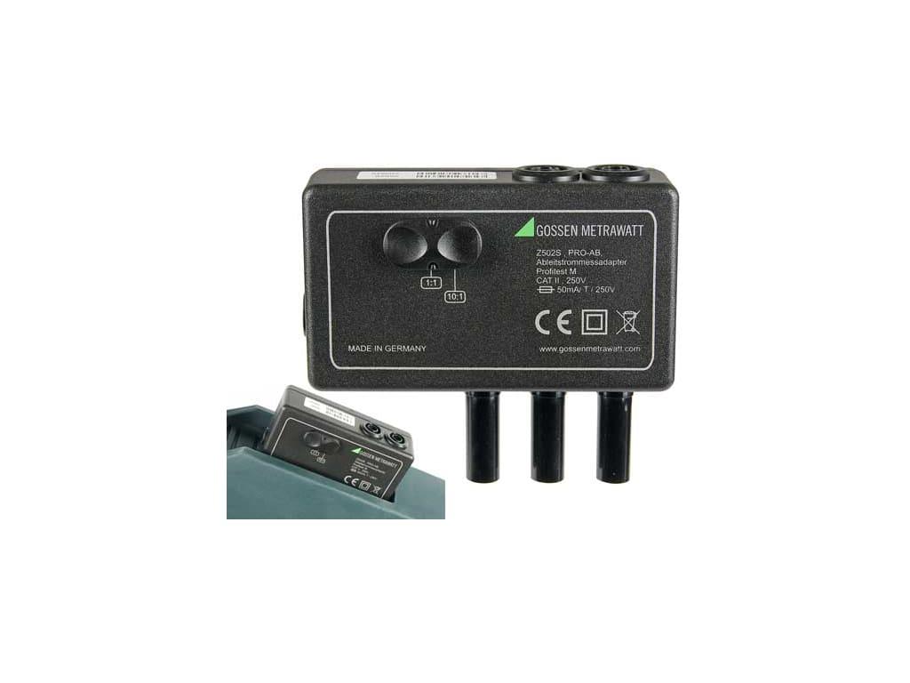 Gossen Metrawatt KS 30 Meßadapter Voltage Probe