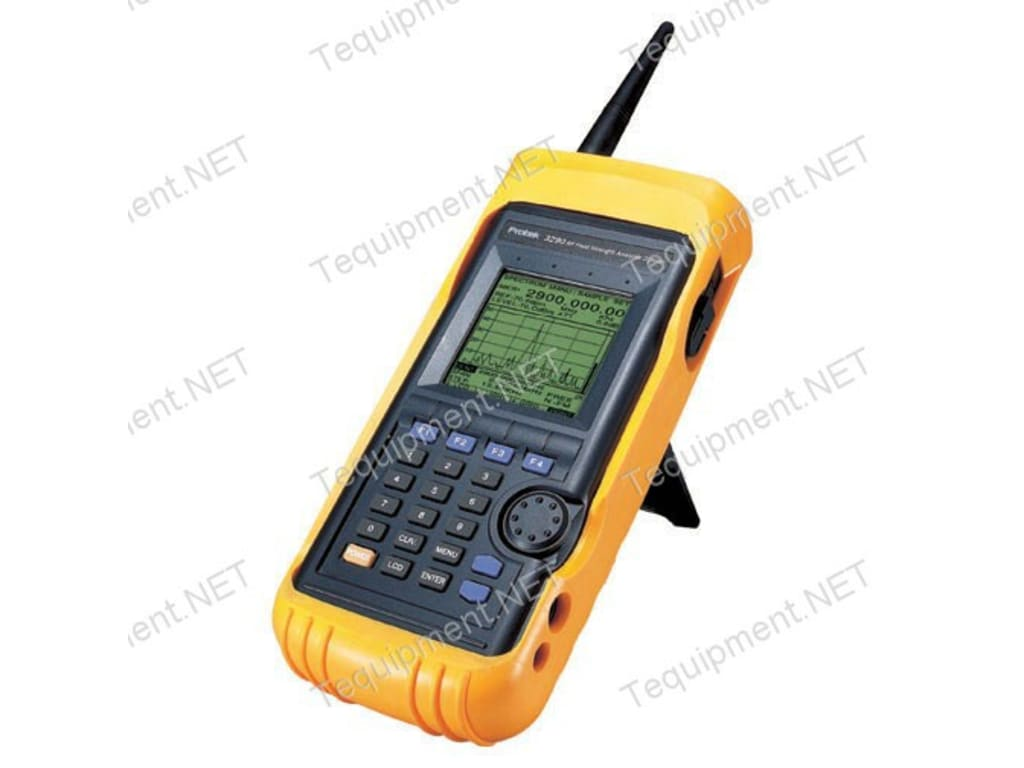 8fa2af5afe0 Protek 3290 2.9GHz RF Signal Strength Analyzer Protek 3290 | TEquipment